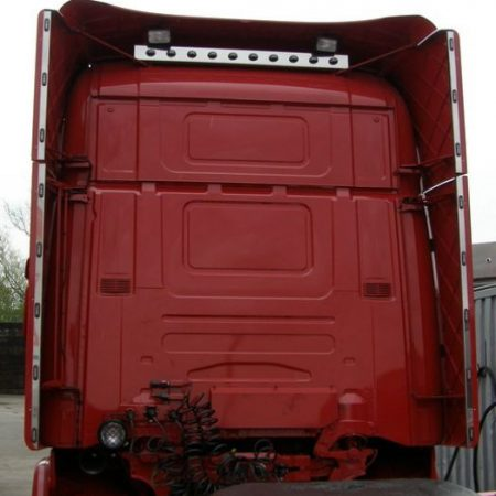 Scania 4 series topline wind kit strips