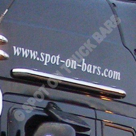 Topline Cab Trim Bars
