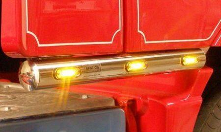 Volvo Side fairing Bar